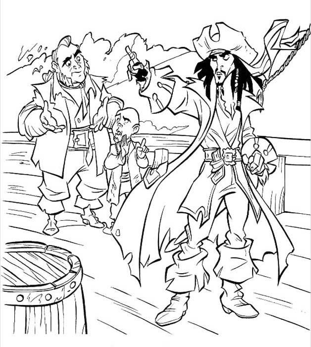 Coloriages de pirates imprimer galerie photo pirates corsaires jack sparrow colorier coloriages de pirates imprimer altavistaventures Choice Image