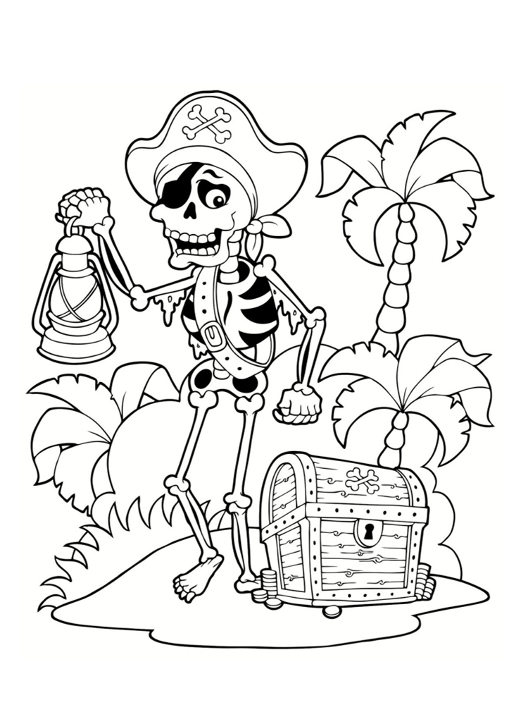 Coloriages de pirates imprimer galerie photo pirates - Playmobil bateau corsaire ...