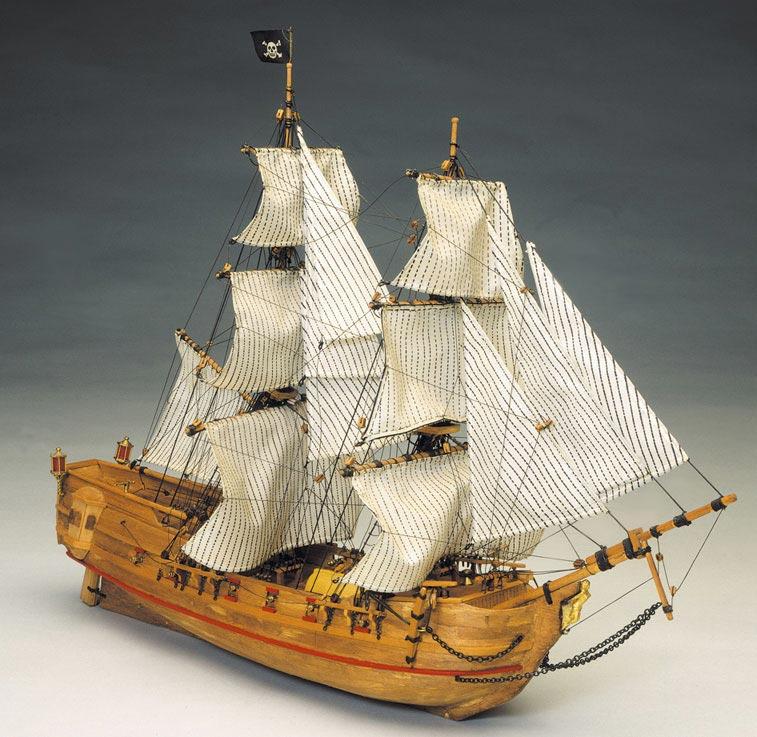 Black Falcon, brigantine de William Kidd