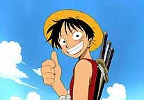 Monkey D Luffy - One Piece
