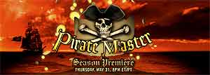 Pirate Master sur CBS