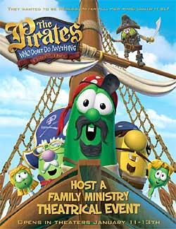 film Drôles de pirates en streaming