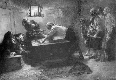 Capture of the Galleon par Howard Pyle - 1887