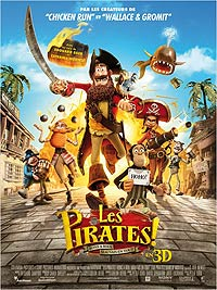 Les Pirates ! Bons à rien, Mauvais en tout (The Pirates! Band of Misfits)
