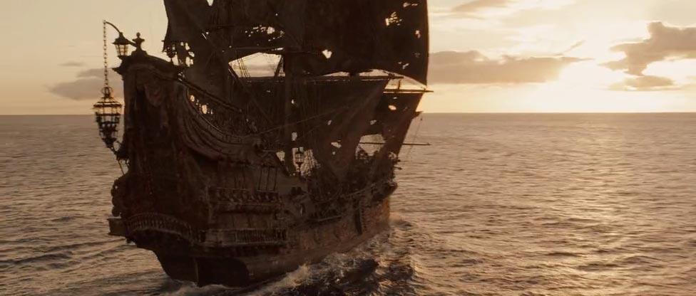 Pirates des cara bes 4 johnny depp confirm le coin du - Bateau jack et les pirates ...