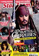 Star Zoom n°10, special pirates des caraibes 4
