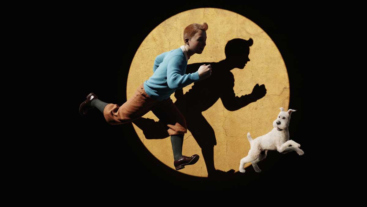 Tintin the secret of the unicorn cast