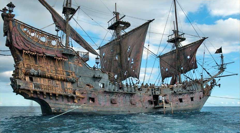 Pirates corsaires les questions que tout le monde se - Image bateau pirate ...