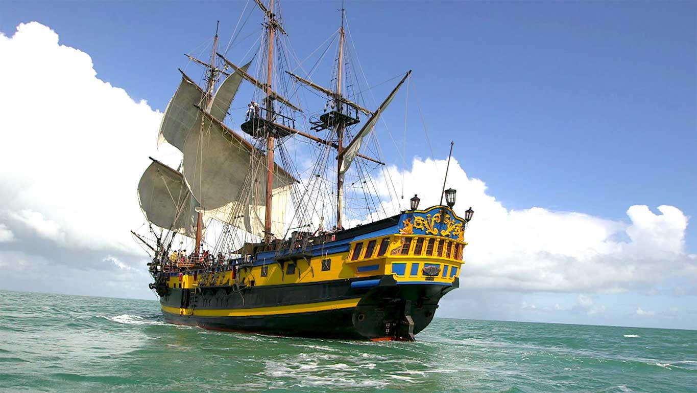 Bateau pirate - Playmobil bateau corsaire ...