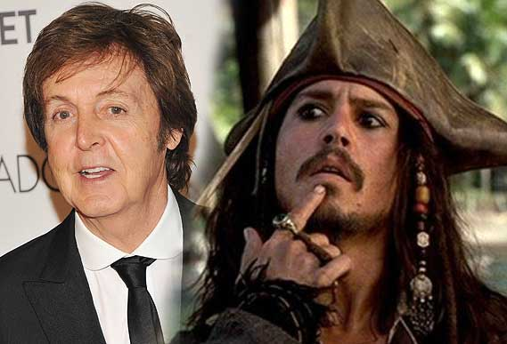 Paul McCartney dans Pirates des Caraïbes 5