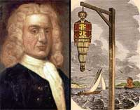 William Kidd, alias Capitaine Kidd