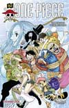 One Piece tome 82 : Un monde en pleine agitation