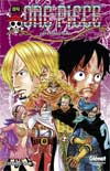 One Piece tome 84 : Luffy versus Sanji