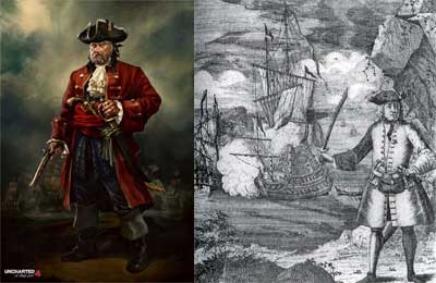 Henry Every dit John Avery, le roi des pirates